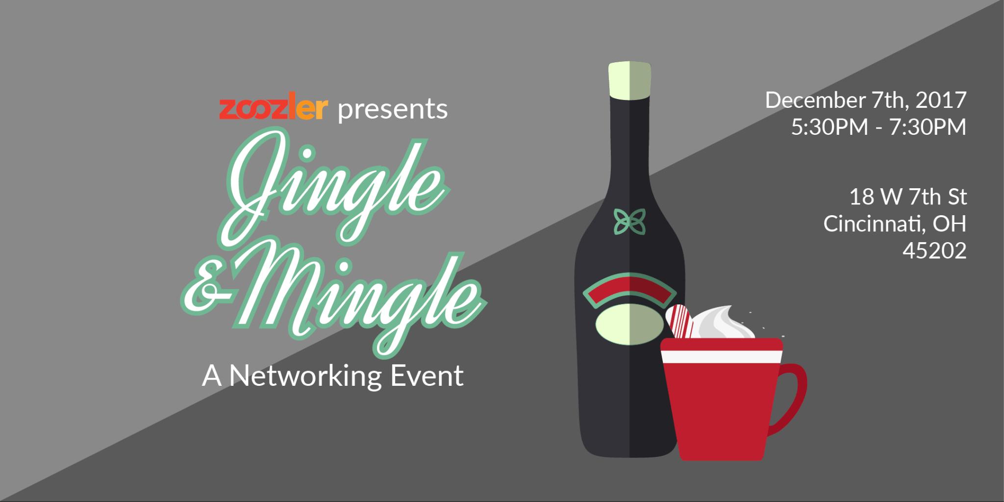 jingle and mingle ad